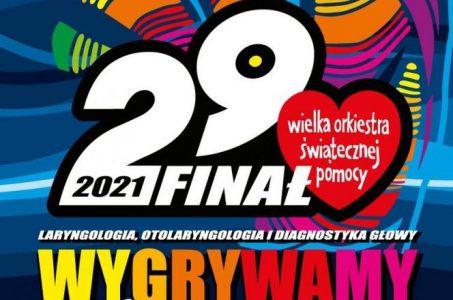 Finał WOŚP 2021 w Barczewie