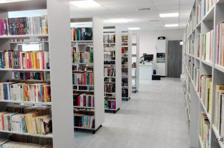 Biblioteka wznawia działanie