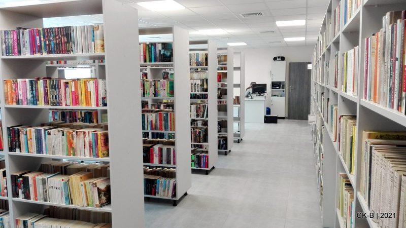 Biblioteka przy CK-B w Barczewie