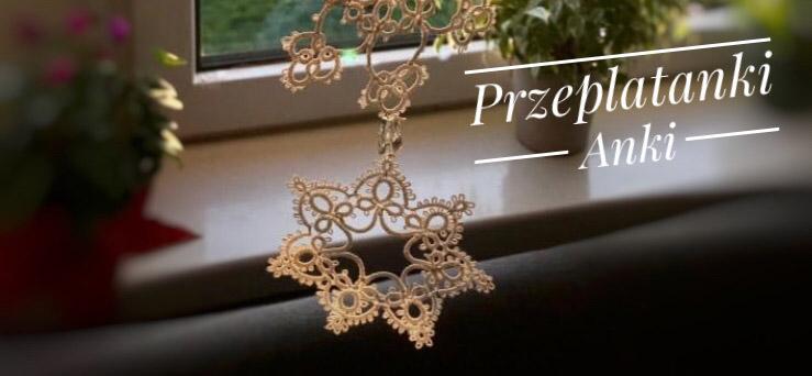 """Anna Zielińska """"Przeplatanki Anki"""""""