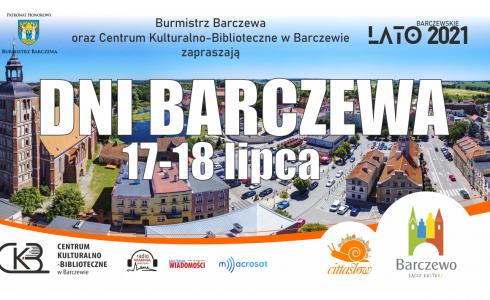 Dni Barczewa 2021 – 18 lipca /niedziela/