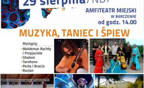 II Festiwal Wielu Kultur w Barczewie